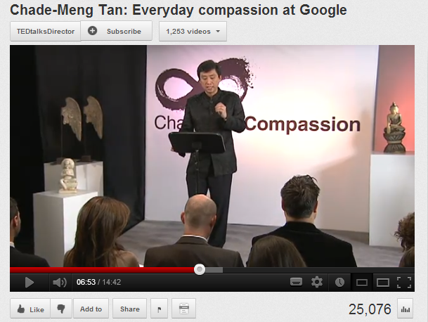 Chade Meng-Tan, Compassion at Google, The Leader's Digest by Suzi McAlpine