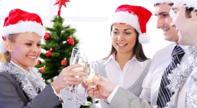 Christmas Party Conversation - The Leader's Digest, by Suzi McAlpine