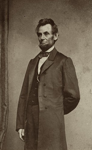 Abraham Lincoln, one of the most well known introverted leaders in history.