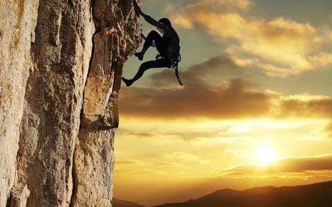Climbing - The Leader's Digest by Suzi McAlpine